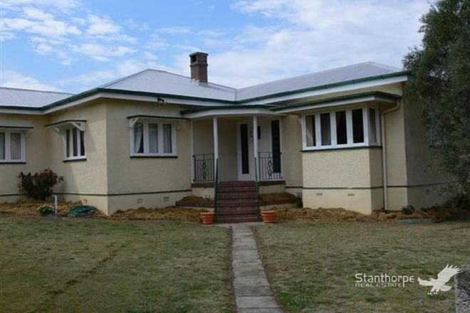 Picture of 1 Granite Street, STANTHORPE QLD 4380