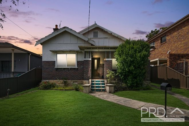 Picture of 34 Westminster Street, BEXLEY NSW 2207
