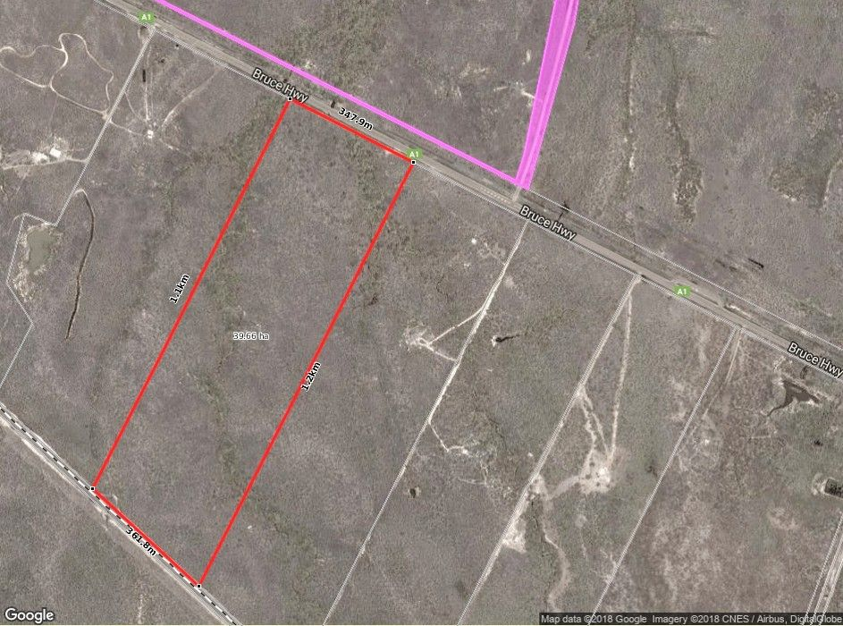 Lot 5 Bruce Highway, Gregory River QLD 4800, Image 1