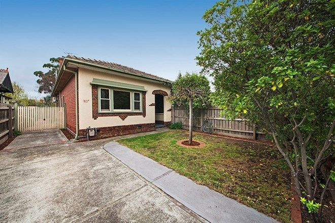 Picture of 183A Koonang Road, CARNEGIE VIC 3163