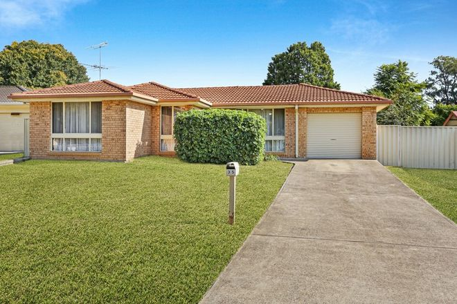 Picture of 35 Drysdale Avenue, ELDERSLIE NSW 2570