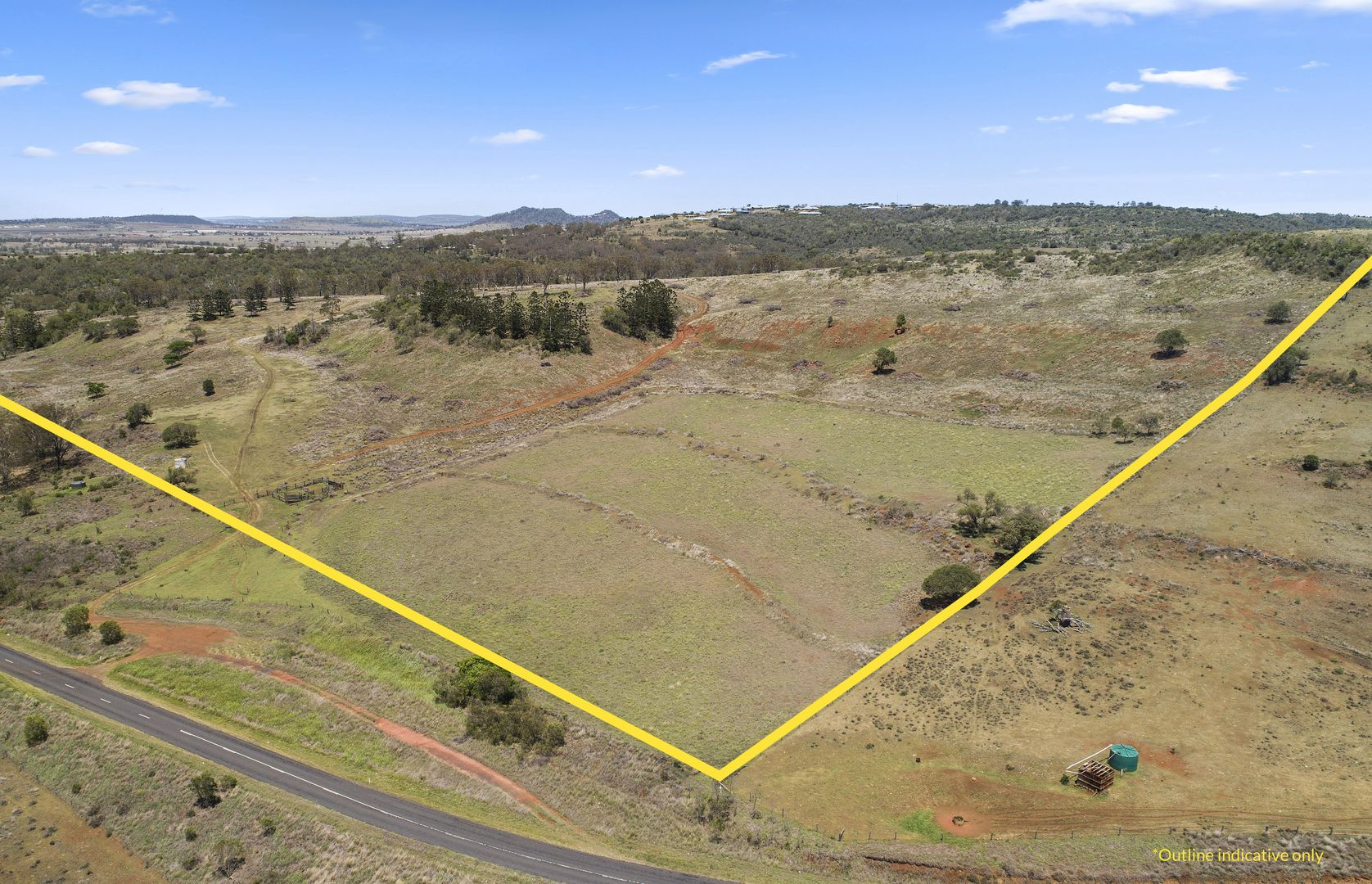 Lot 2 Gowrie-Lilyvale Road, Gowrie Junction QLD 4352, Image 1