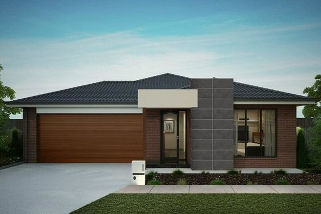 Picture of Lot 324 Sedge Street, MAMBOURIN VIC 3024