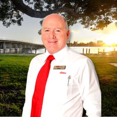 Robert Milham, Principal, Licenced Real Estate Agent, Stock & Station Agent & Auctioneer