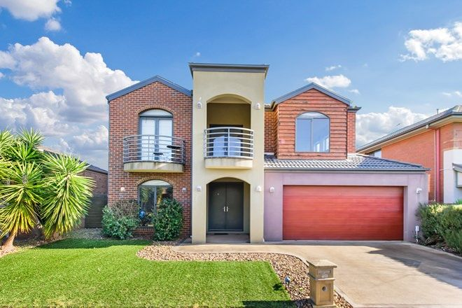 Picture of 21 Cairn Curran Terrace, CAROLINE SPRINGS VIC 3023