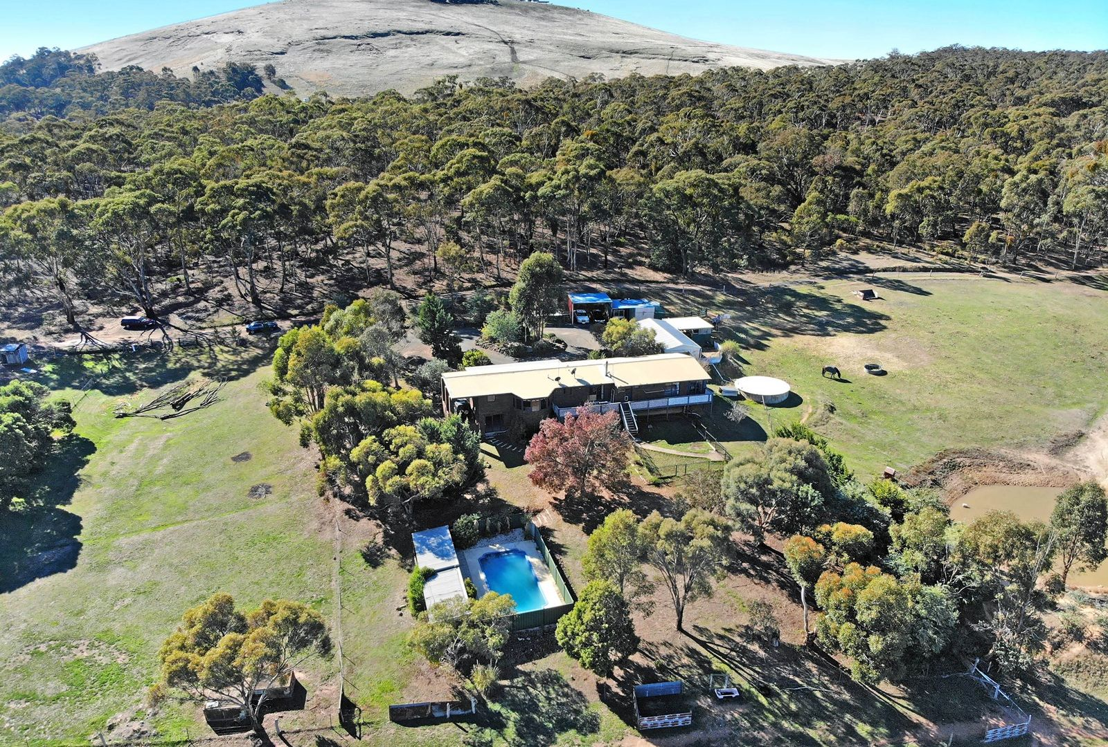 70 The Valley Road, Dunach VIC 3371, Image 1