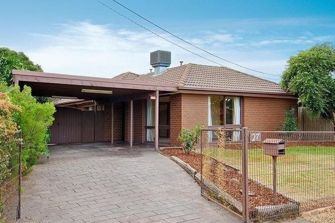Picture of 27 Valewood Drive, KEALBA VIC 3021