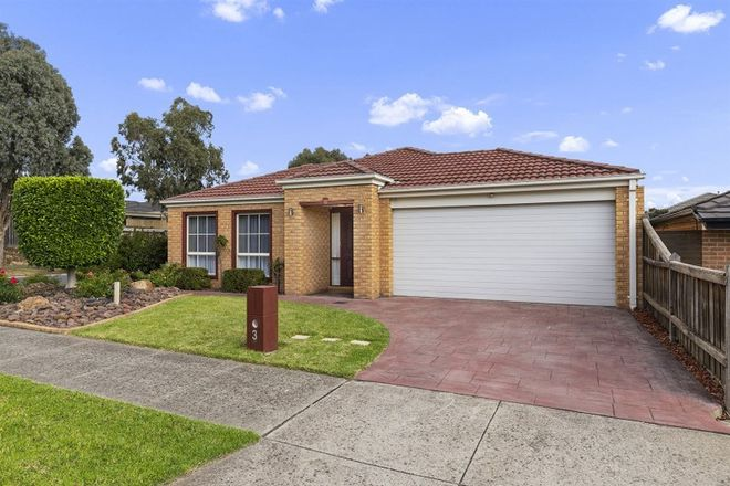 Picture of 3 Viewgrand Rise, LYSTERFIELD VIC 3156
