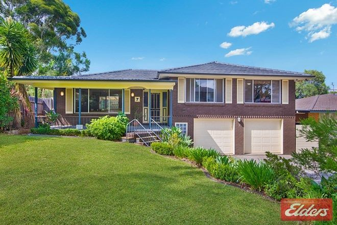 Picture of 7 Reading Avenue, KINGS LANGLEY NSW 2147
