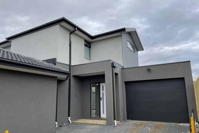 Picture of Unit 3/58 Silverton Drive, FERNTREE GULLY VIC 3156