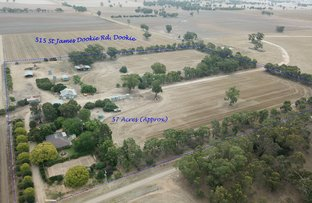 Picture of 515 Dookie St James Road and Tungamah Boundary Rd, Dookie VIC 3646