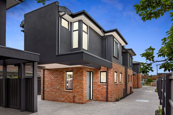 Picture of 3/1 Kidman Street, YARRAVILLE VIC 3013