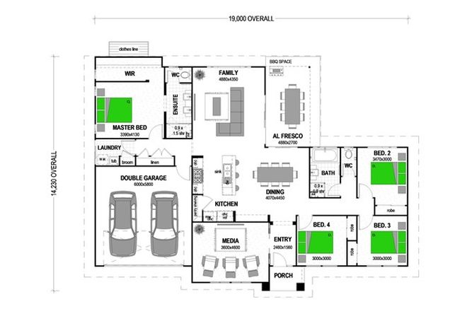 Picture of Lot 19 BAILEYS RISE ESTATE, HARRISVILLE QLD 4307