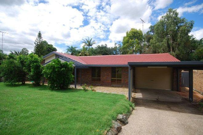 Picture of 14 Zambesi Street, RIVERHILLS QLD 4074