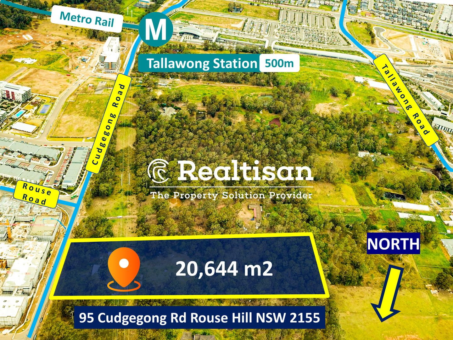 95 Cudgegong Road, Rouse Hill NSW 2155, Image 2