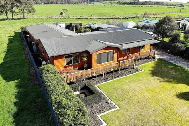 Picture of 21223 Bass Highway, WILTSHIRE TAS 7321