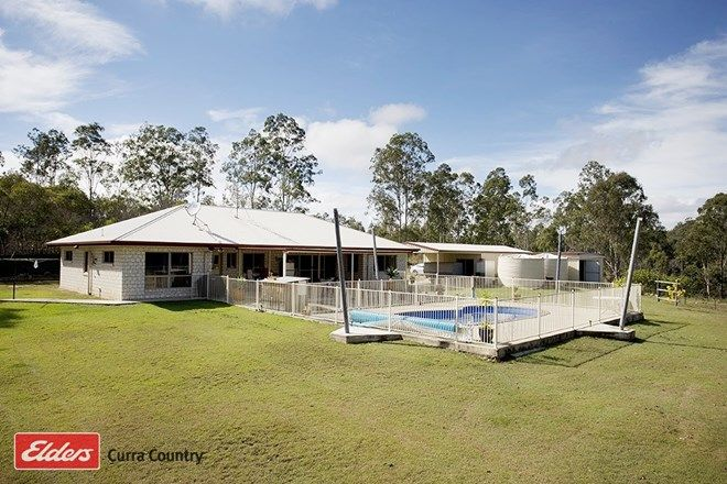 Picture of 206 Caulleys Road, PATERSON QLD 4570