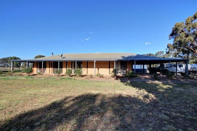 Picture of 109 Barnes Road, COBRAM EAST VIC 3644