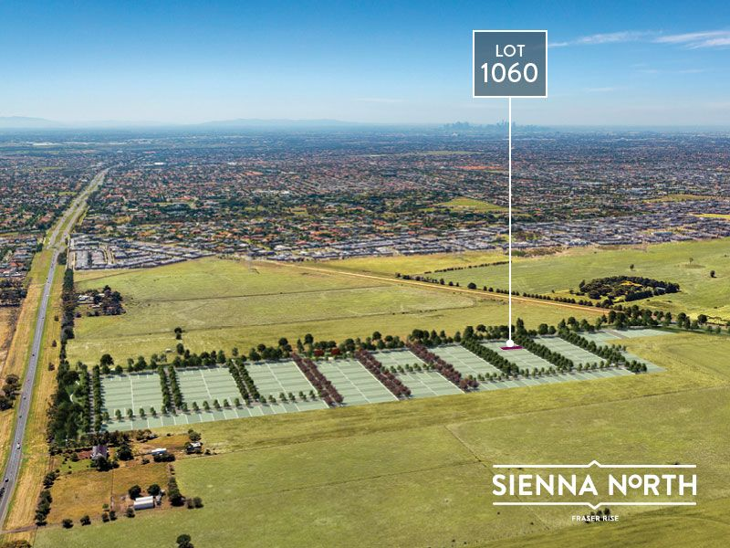 Lot 1060 Assisi Street, Fraser Rise VIC 3336, Image 0