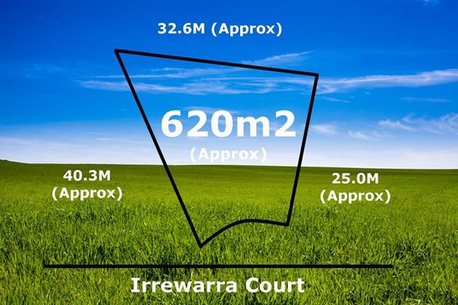 Picture of 2 Irrewarra Court, SEABROOK VIC 3028