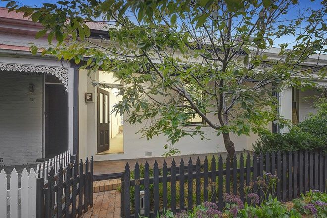 Picture of 16 Medley Place, SOUTH YARRA VIC 3141