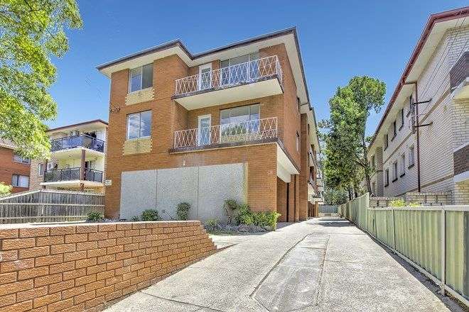 Picture of 5/7 Hampstead Road, HOMEBUSH WEST NSW 2140
