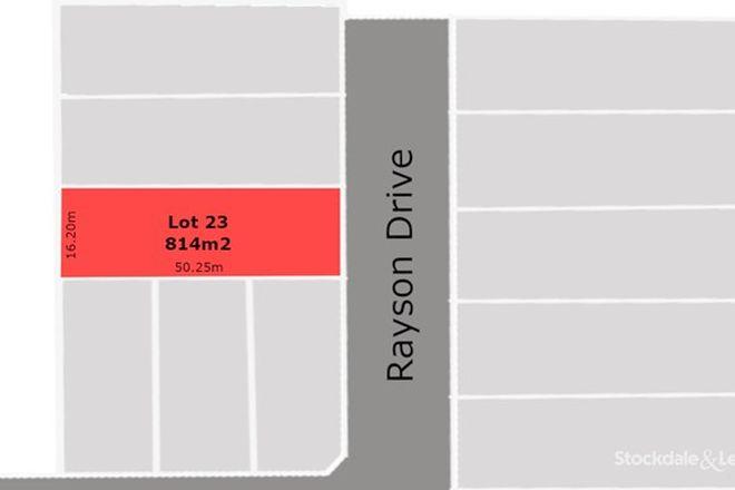 Picture of Lot 23 Rayson Drive, LEONGATHA VIC 3953