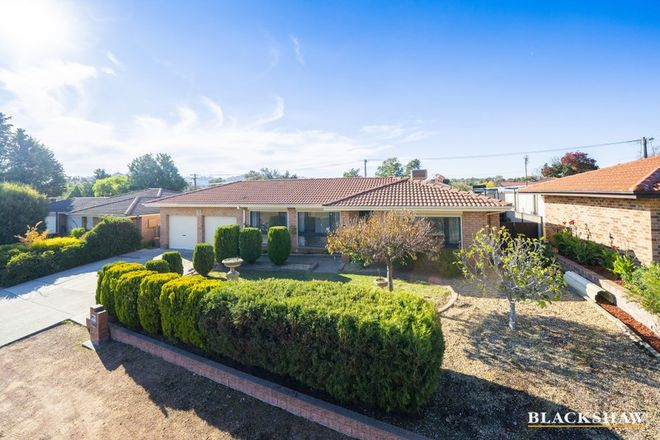 Picture of 288 Heagney Crescent, GILMORE ACT 2905