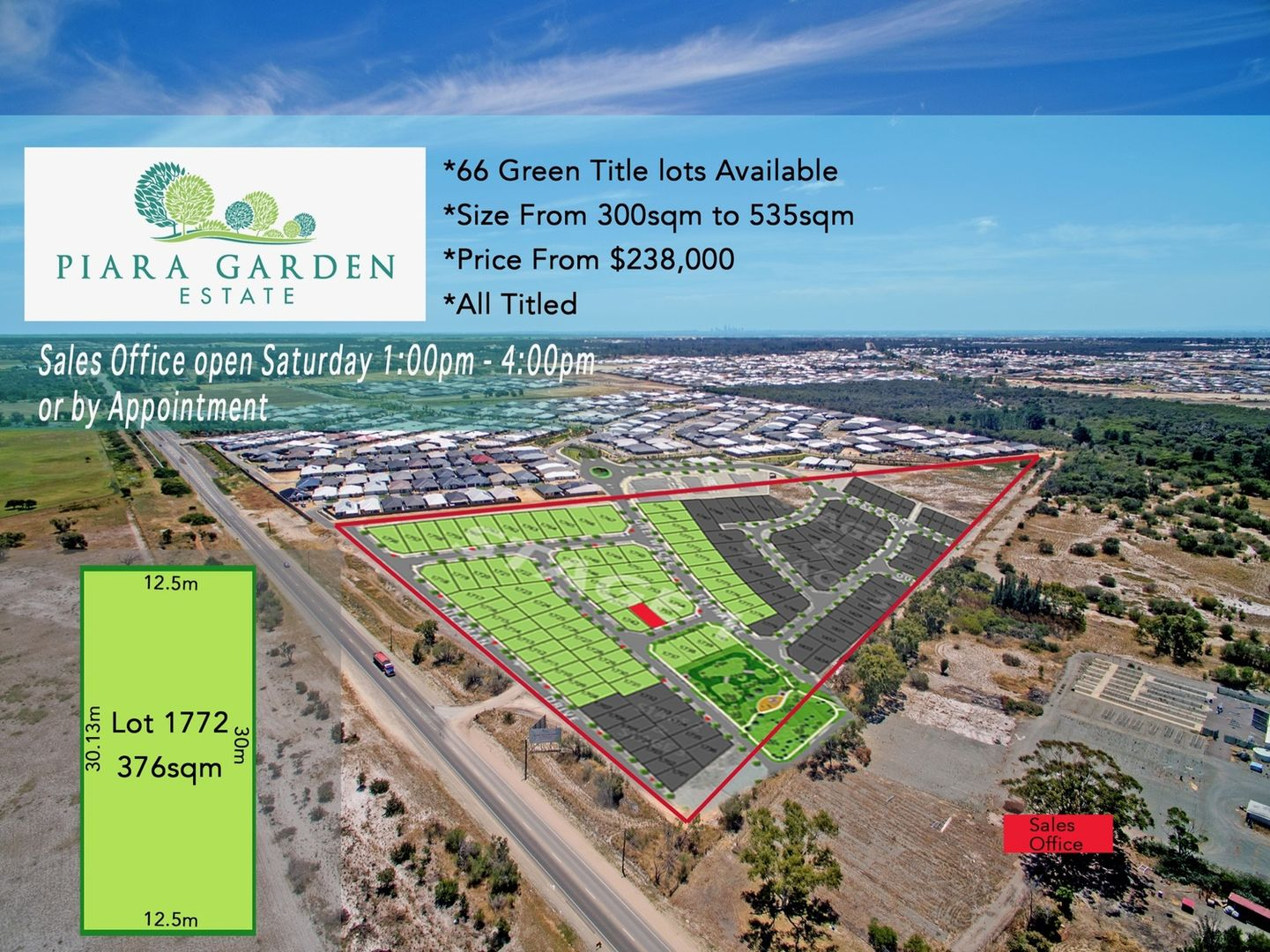 Lot 1772/14 Breccia Drive, Piara Waters WA 6112, Image 0