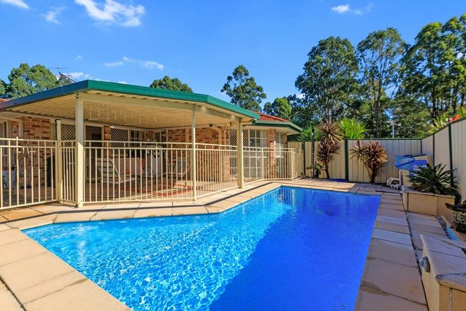 Picture of 1 Amber Place, ALEXANDRA HILLS QLD 4161