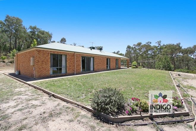 Picture of 649 Beechworth-Chiltern Road, BEECHWORTH VIC 3747