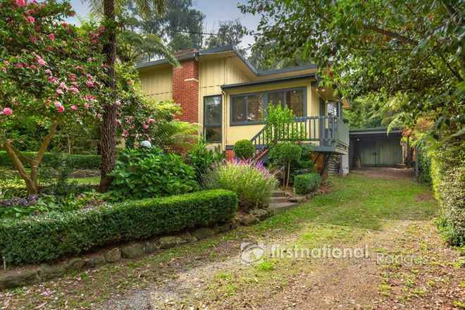 Picture of 475 Belgrave-Gembrook Road, AVONSLEIGH VIC 3782