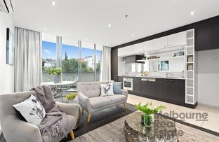 Picture of 206/12 Yarra Street, South Yarra VIC 3141