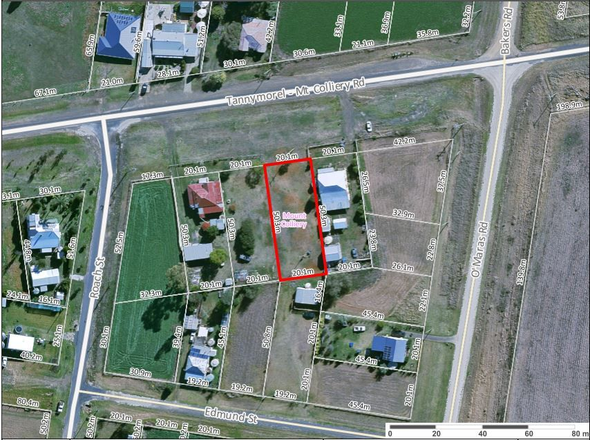 Lot 3 Tannymorel Mt Colliery Road, Warwick QLD 4370, Image 0