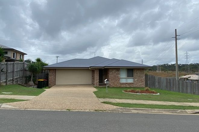 Picture of 63 Katherine Road, CALLIOPE QLD 4680