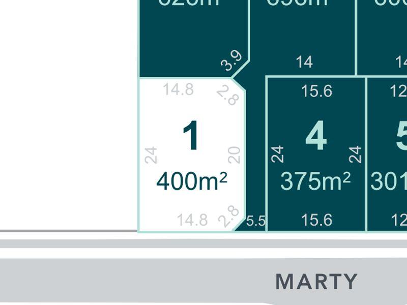 Lot 1 Marty Street, Wynnum West QLD 4178, Image 0