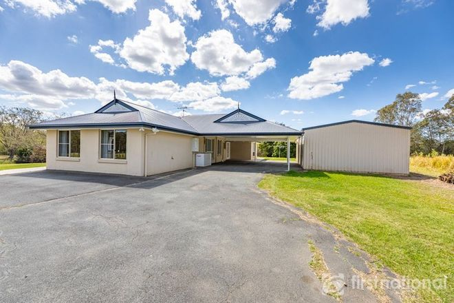 Picture of 1055 Old North Road, ROCKSBERG QLD 4510