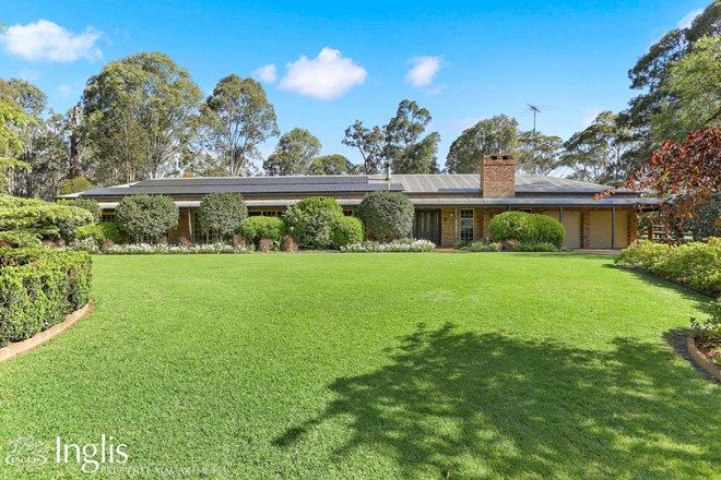 Picture of 825 Werombi Road, THERESA PARK NSW 2570