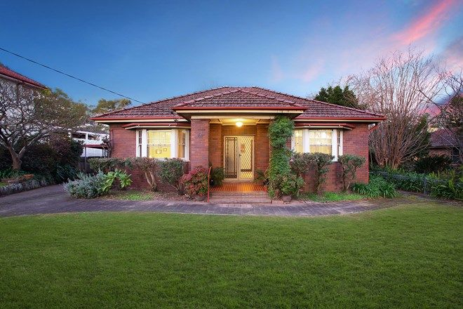 Picture of 41 Mount Pleasant Avenue, NORMANHURST NSW 2076
