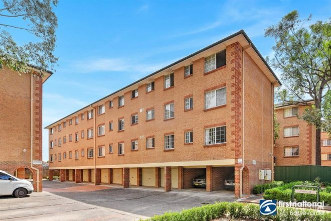 Picture of 12/22 Clarence Street, LIDCOMBE NSW 2141