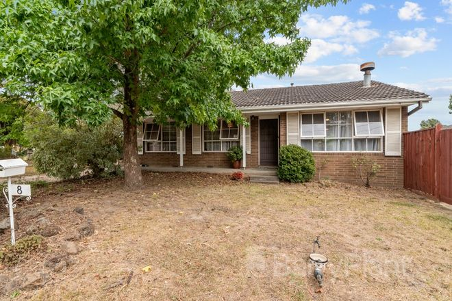 Picture of 8 Jukes Road, BORONIA VIC 3155