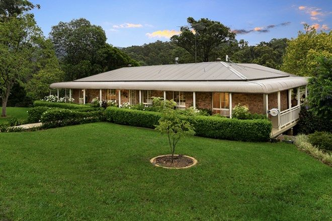 Picture of 29 Diamond Hill  Drive, KURRAJONG HILLS NSW 2758