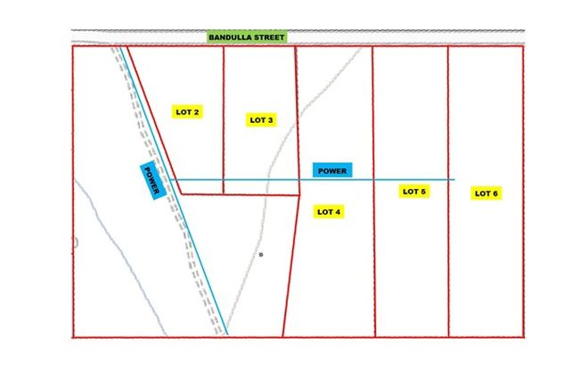 Picture of LOTS 2-6 BANDULLA, COONABARABRAN NSW 2357