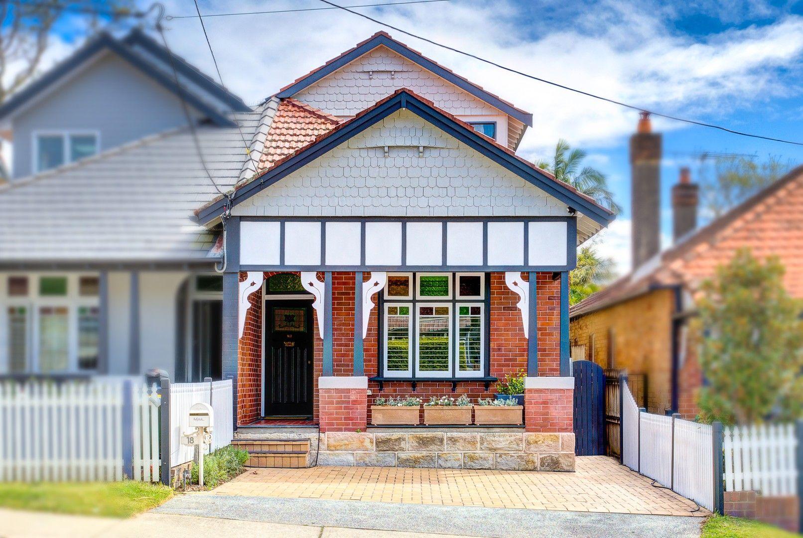 18 Rosebery Street, Mosman NSW 2088, Image 0