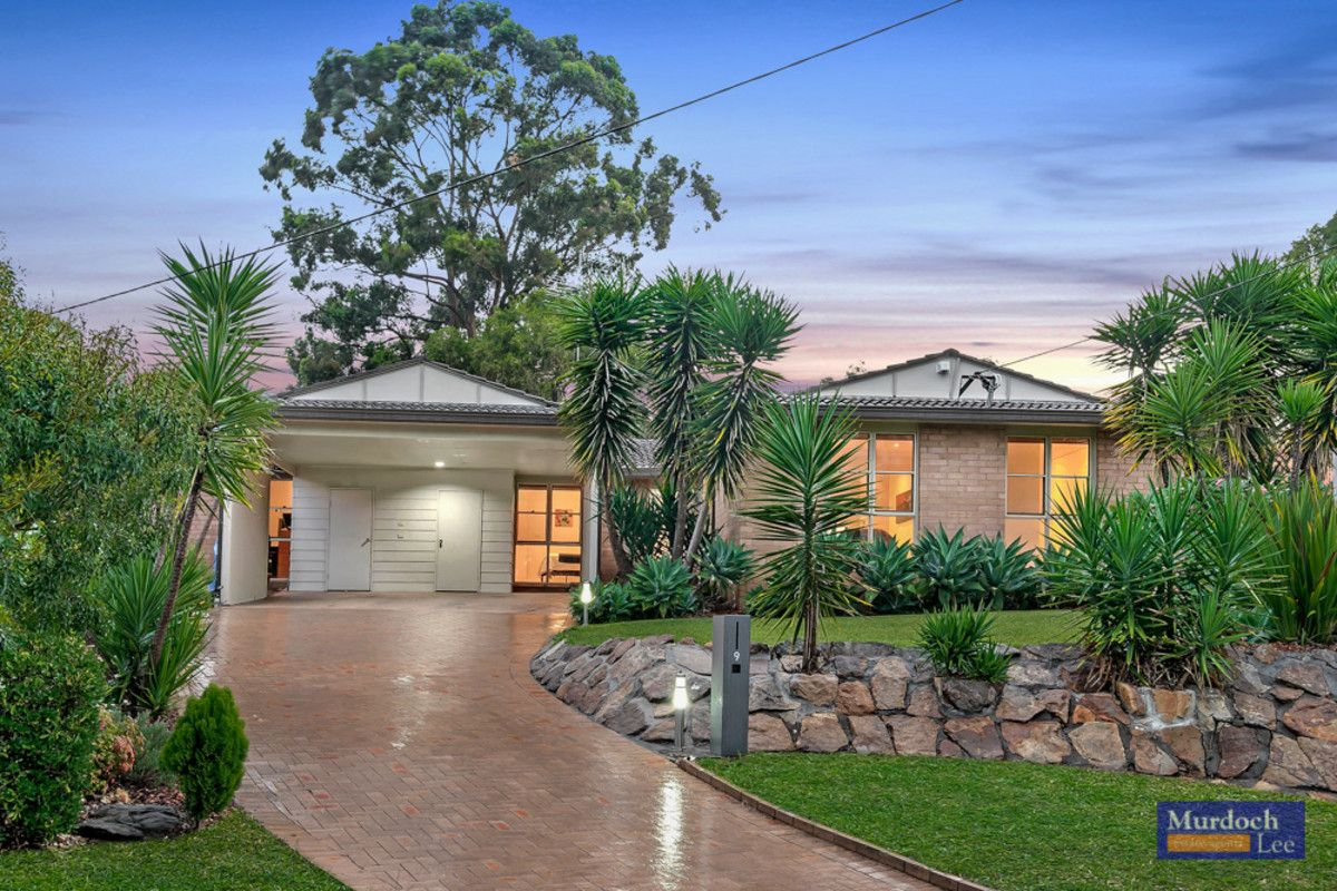 9 Carnegie Place, Castle Hill NSW 2154, Image 0