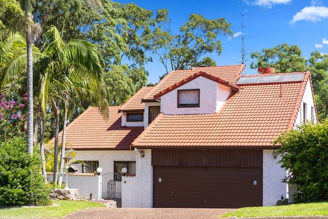 Picture of 7 Nyanda Avenue, BELMONT NORTH NSW 2280