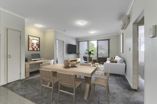 Picture of 308/6 Victoria Street, KELVIN GROVE QLD 4059