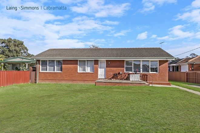 Picture of 3 Edward Place, CANLEY HEIGHTS NSW 2166