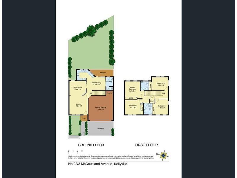 2 Mc-Causland Place, Kellyville NSW 2155, Image 9
