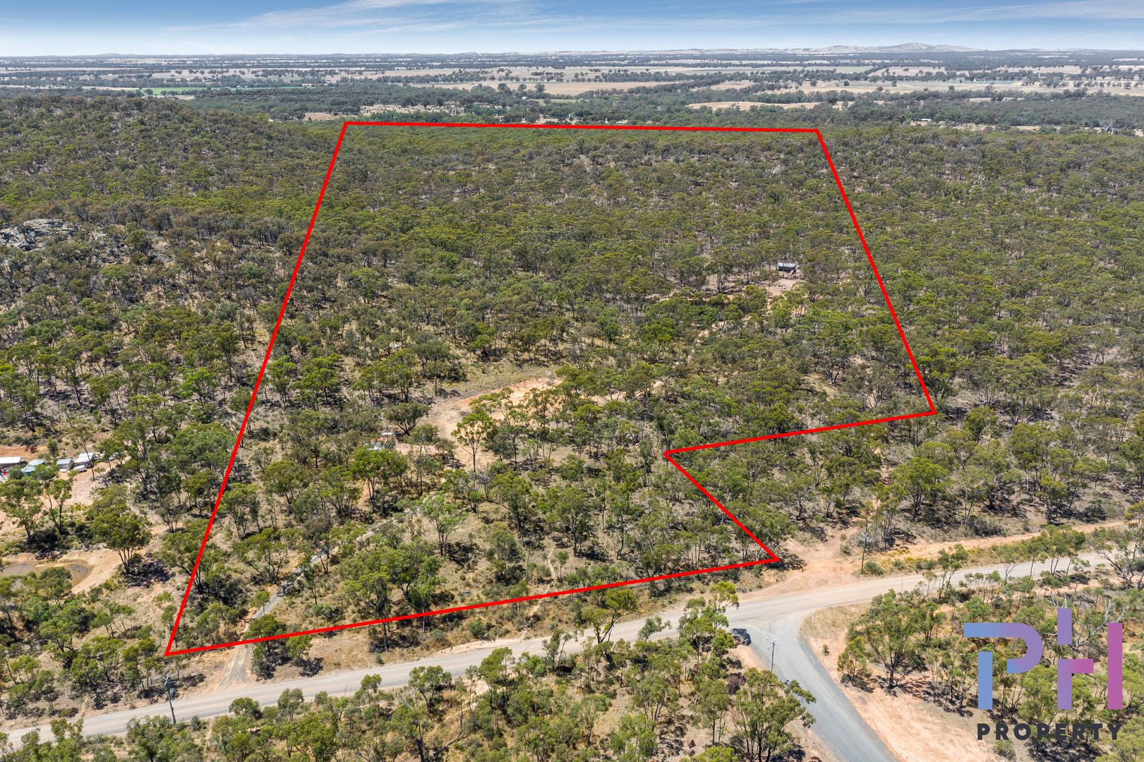 LOT 24 Pinpandoor Road, Axedale VIC 3551, Image 0